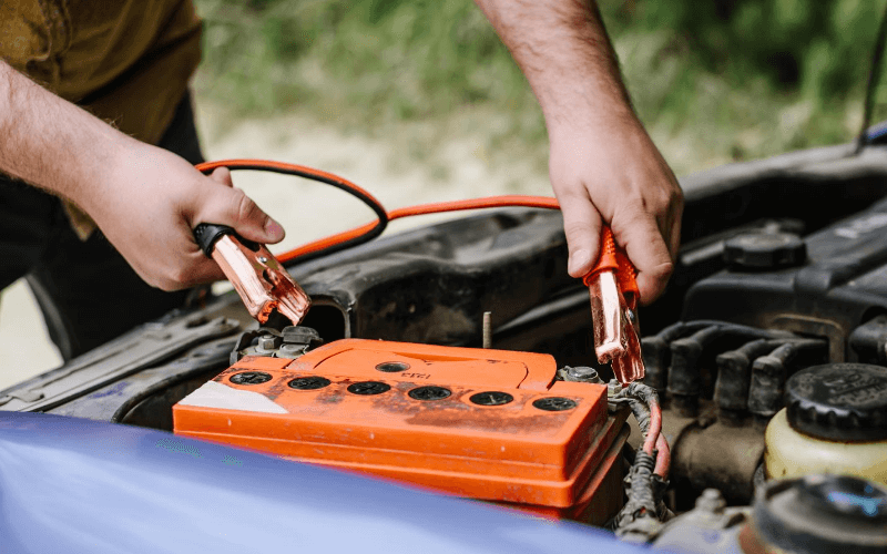 How To Save Your Car Battery When Not in Use