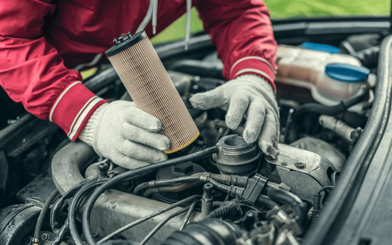 What Happens When Your Car Oil Filter Goes Bad