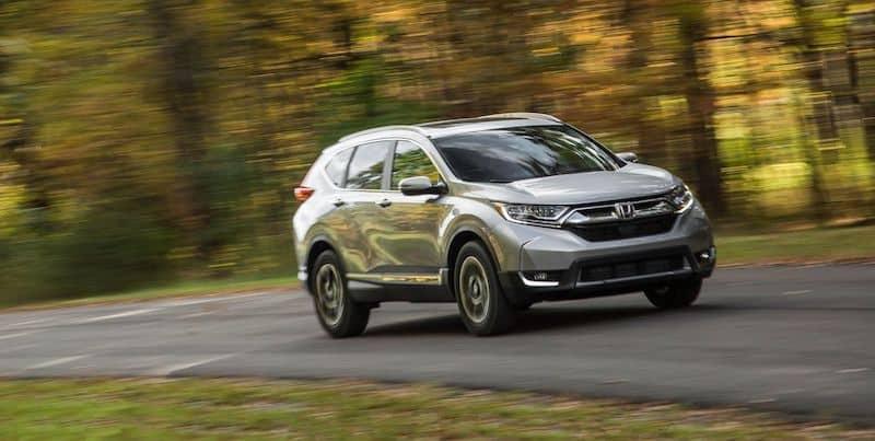 2019 Honda CR-V Towing Capacity