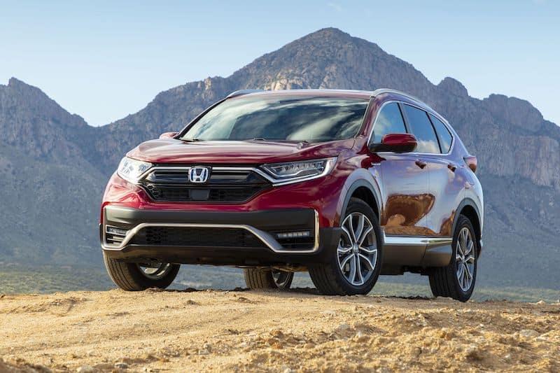 2020 Honda CR-V Towing Capacity