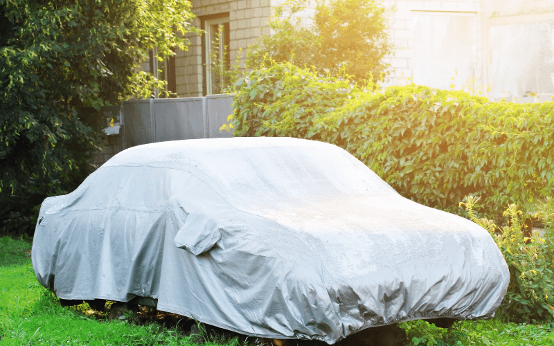 Does Car Cover Protect From Sun