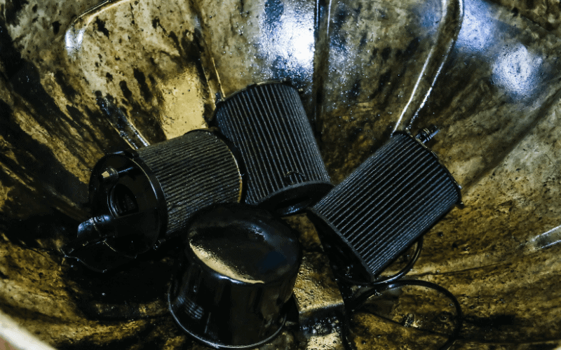 How Long Do Oil Filters Last in Storage