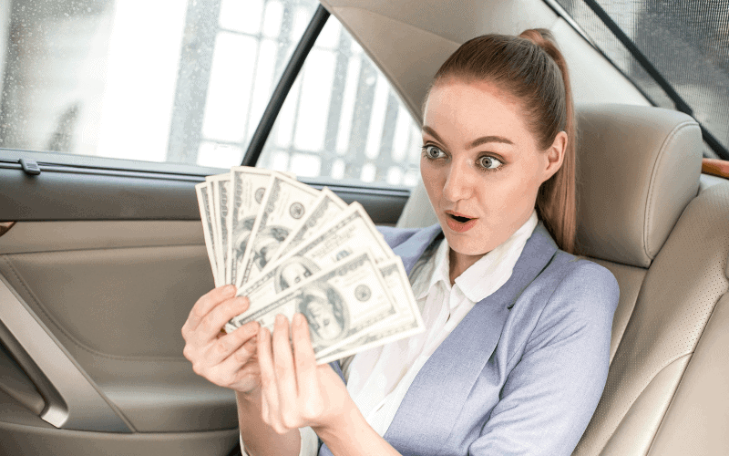 How Much Money Can You Keep In a Car