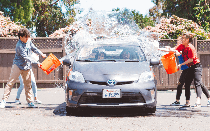 How To Avoid Water Spots After Washing Car