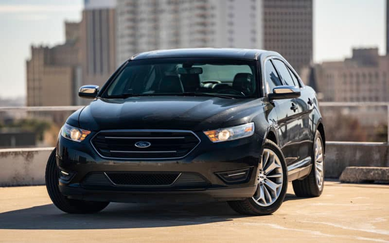 2015 Ford Taurus Transmission Problems