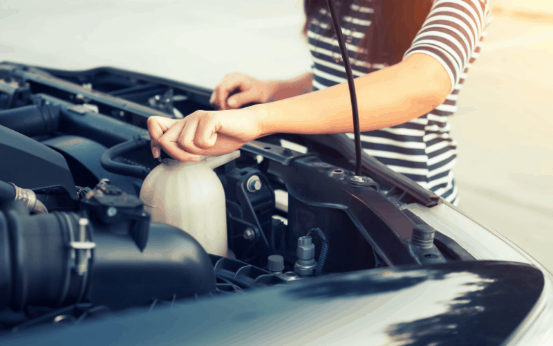Do Cars Use More Coolant In The Summer