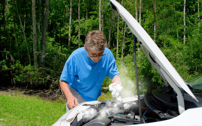 How Far Can You Drive An Overheating Car