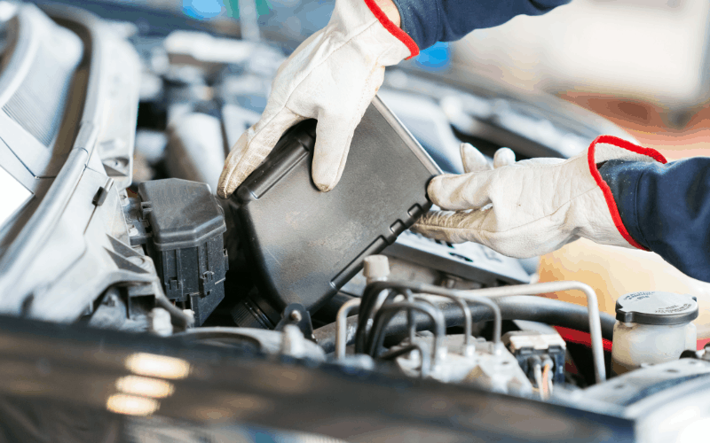Should I Use Synthetic Oil In My High Mileage Car