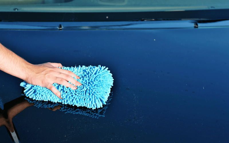 The Best Ways To Dry A Car