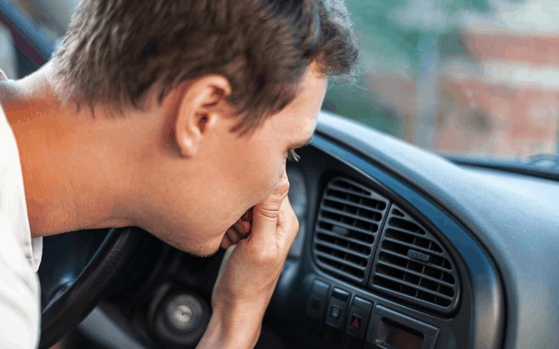 Car Smells Like Burning Oil After Oil Change