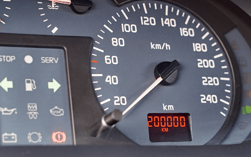 How Many Miles Should A New Car Have