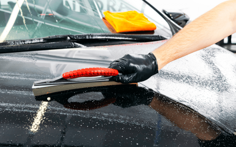 How To Remove Swirl Marks From My Black Car