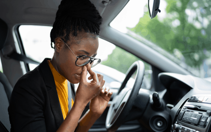 How To Stop Burning Oil Smell After Oil Change