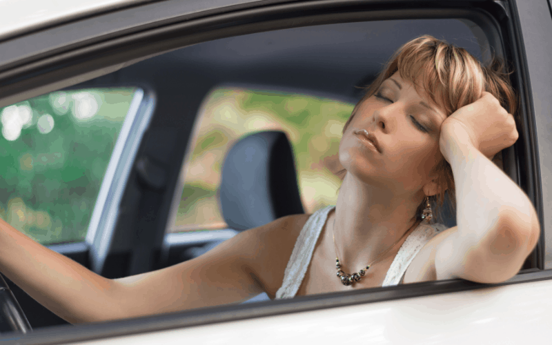 Is It Illegal To Sleep In Your Car In North Carolina