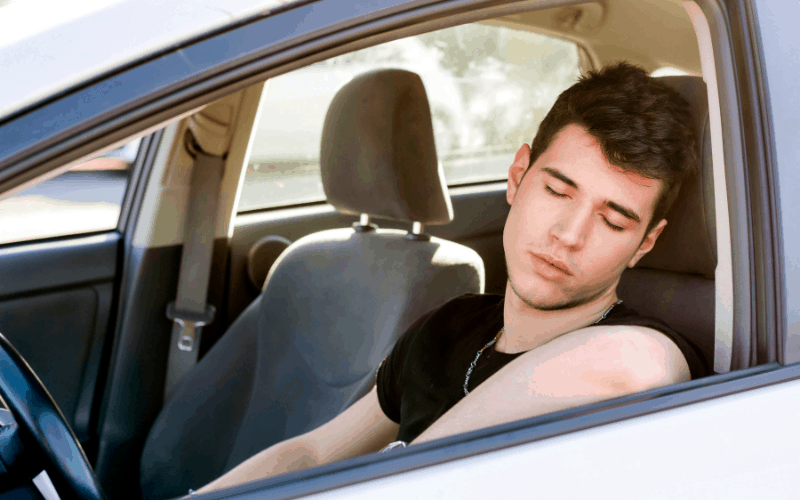 Is It Illegal To Sleep In Your Car In Virginia