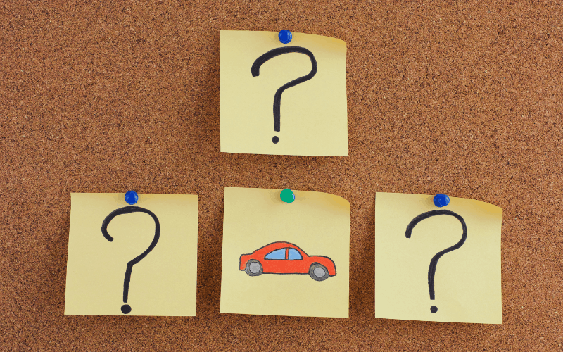 Questions You Should Ask When Buying A Car