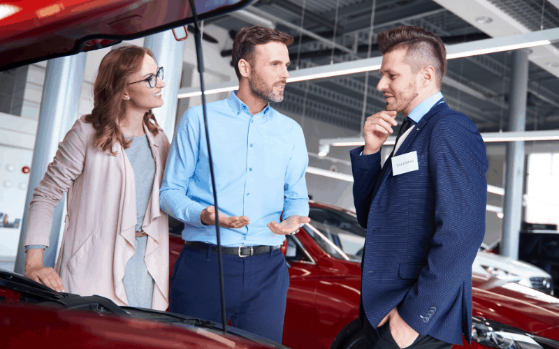 Questions to Ask When Buying A New Car
