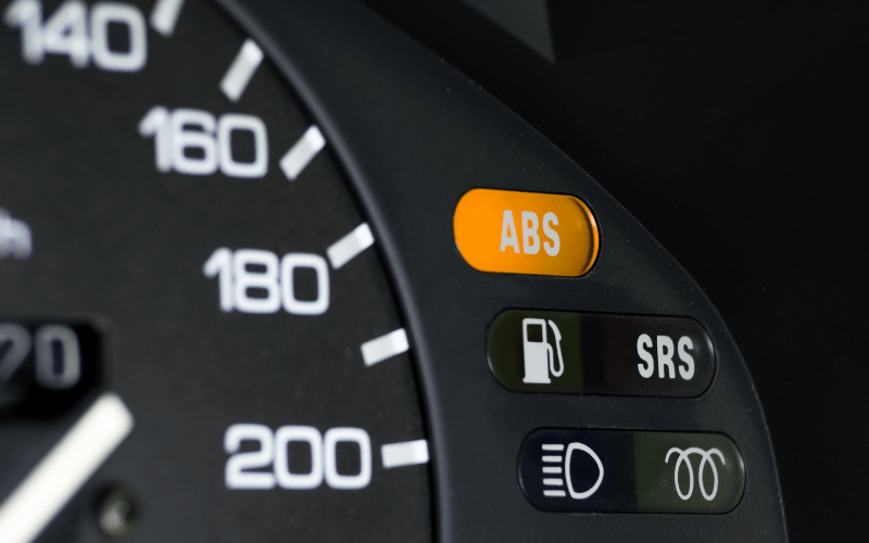 Signs Of A Faulty Abs Control Module