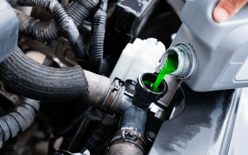 What Are the Types of Coolants
