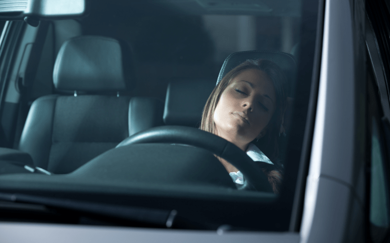 Where Is Safe and Legal To Sleep In Your Car In TN