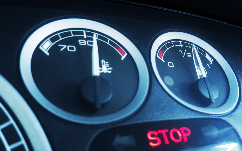 Why Car Temperature Gauge Goes Up And Down and No Heat