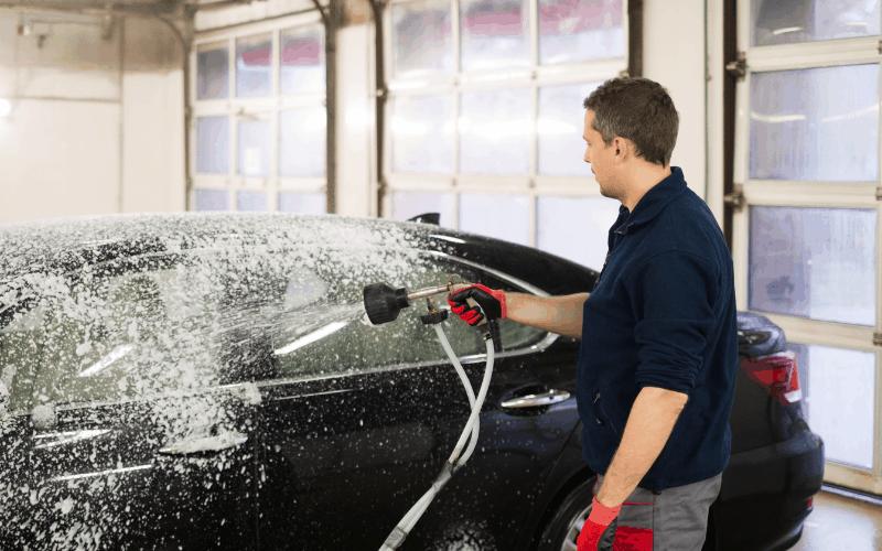 Best Car Wash Compounds For Black Cars