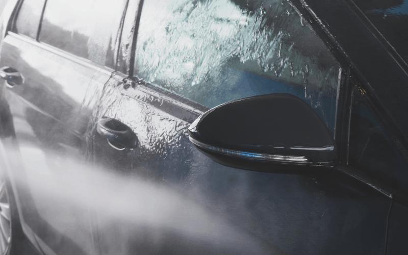 Does Bleach Ruin Car Paint