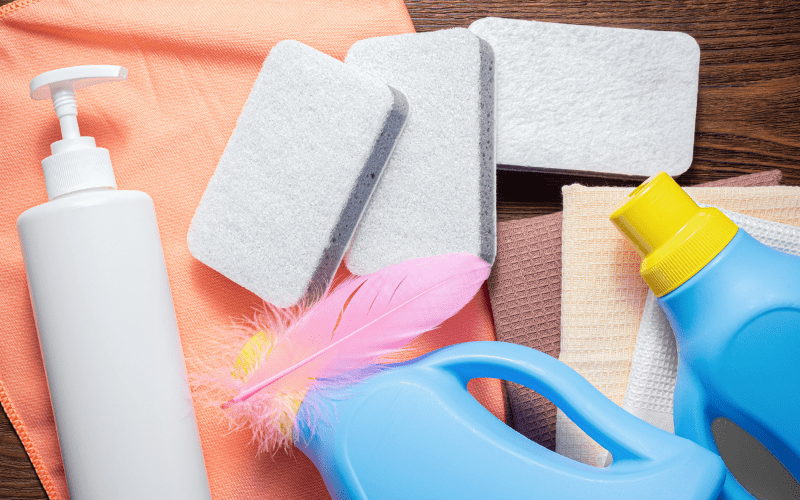 Household Products To Clean Car Exterior