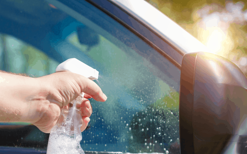 Household Products To Clean The Outside Of a Car