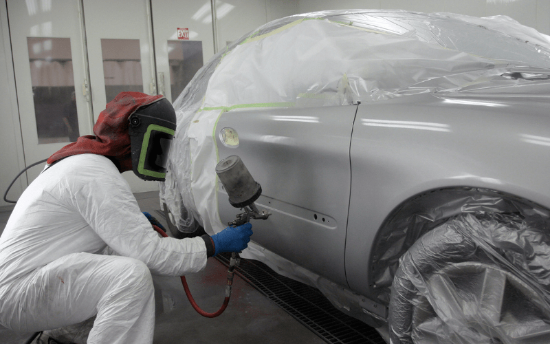 How To Fix Wrinkled Paint On A Car
