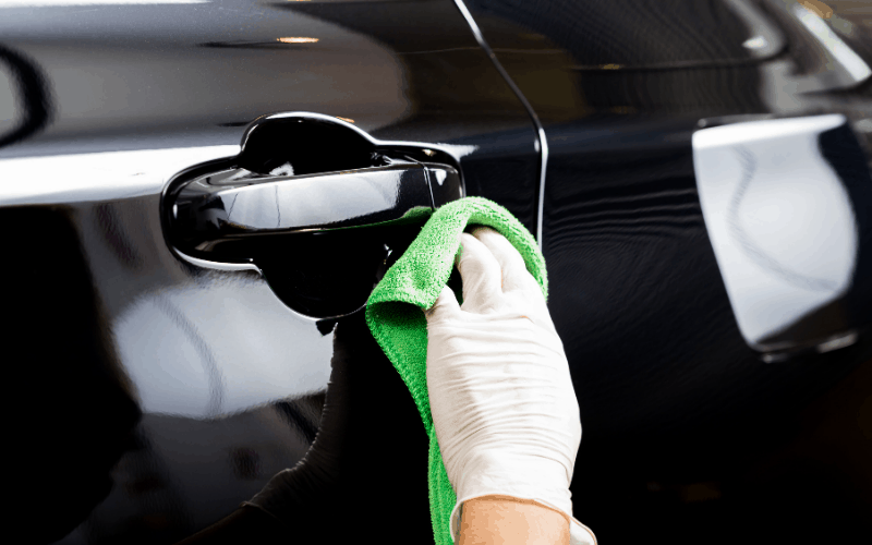 How To Keep A Black Car Clean Between Washes