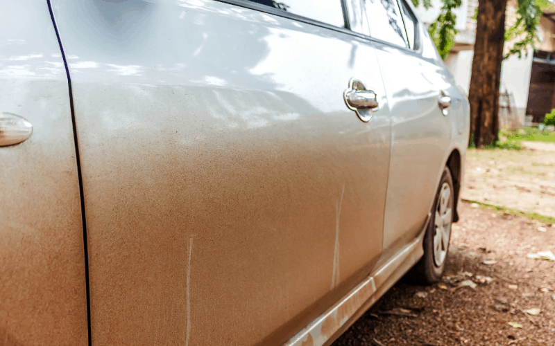How To Protect Your Car Paint From Damages