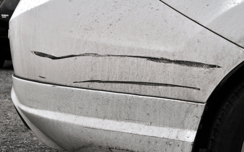 How To Remove Chemical Stains From Car Paint