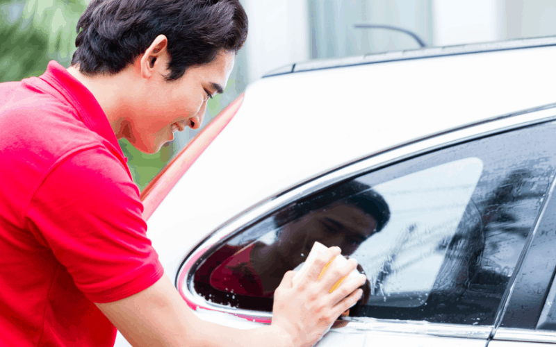 How To Wash A Car Without Scratching It
