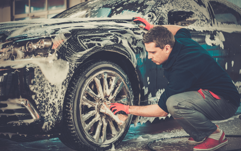 What Is The Best Car Wash Soap For Black Cars