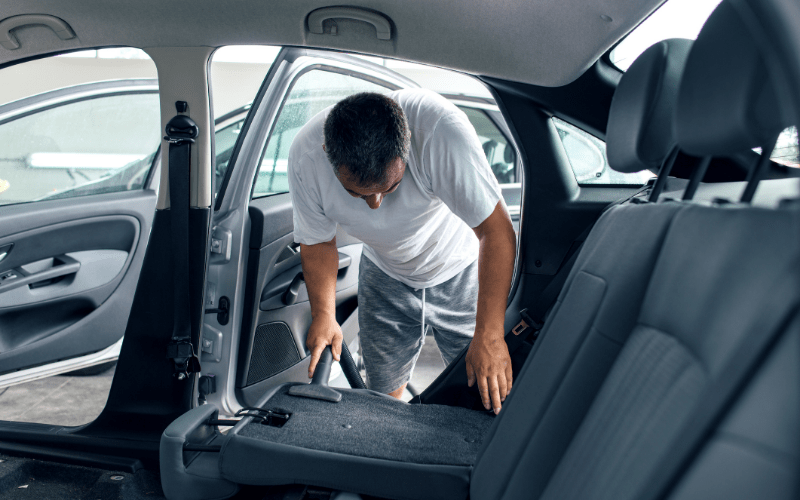 products for cleaning car interior