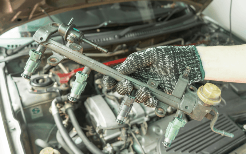 Does Running Out Of Gas Damage Fuel Injectors