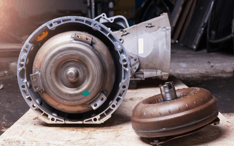 How To Fix A Bad Torque Converter