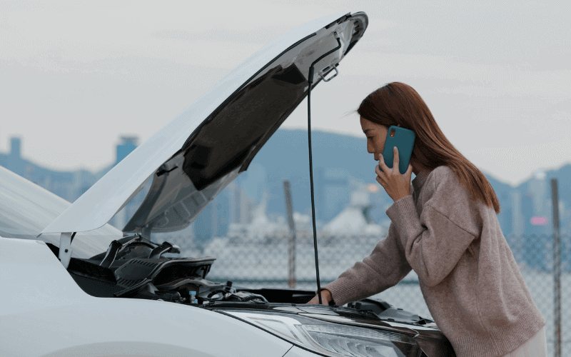 What To Do When Your Car Stalls