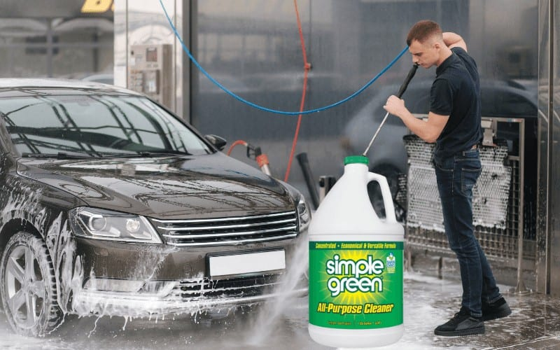Can You Use Simple Green On Car Exterior