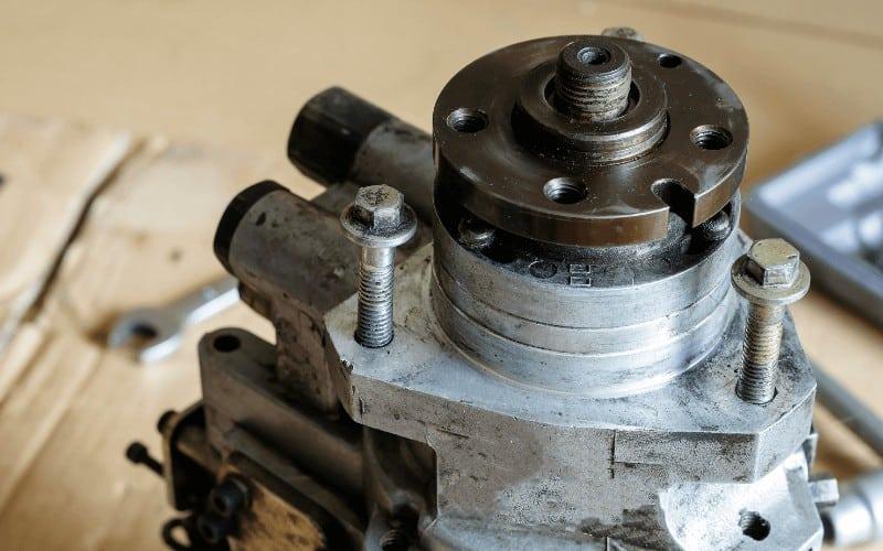 Diesel Fuel Pump Failure Symptoms
