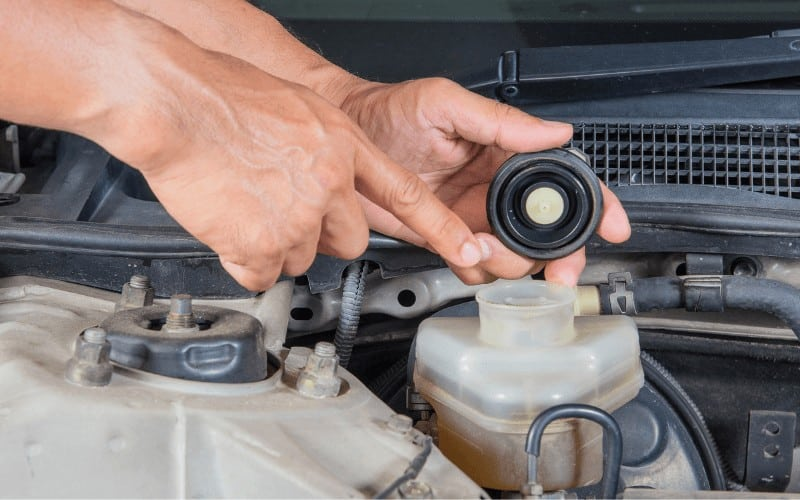 Does Brake Fluid Remove Scratches