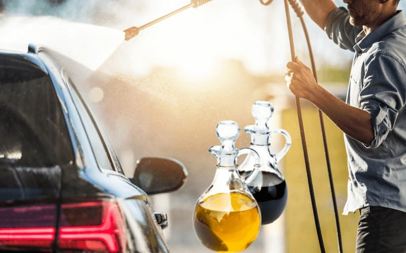 Does Vinegar Hurt Car Paint
