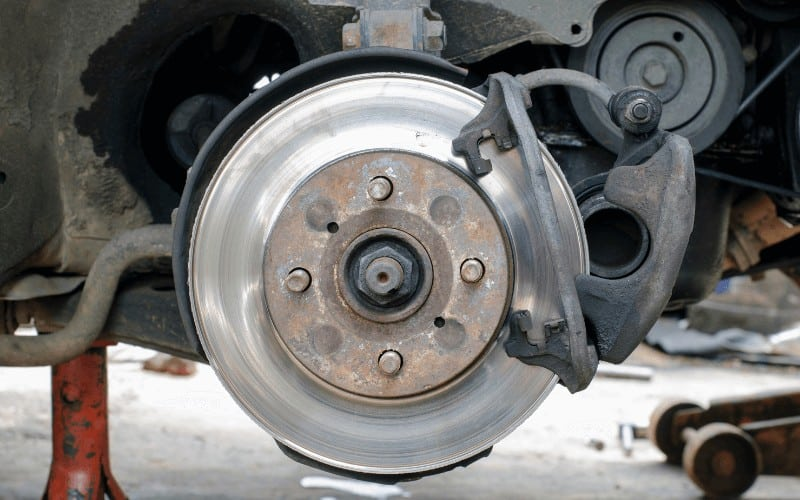 What Are The Symptoms of Warped Brake Rotor