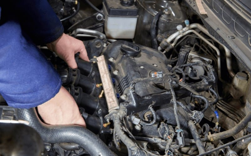 What Causes Carbon Buildup In Intake Manifold