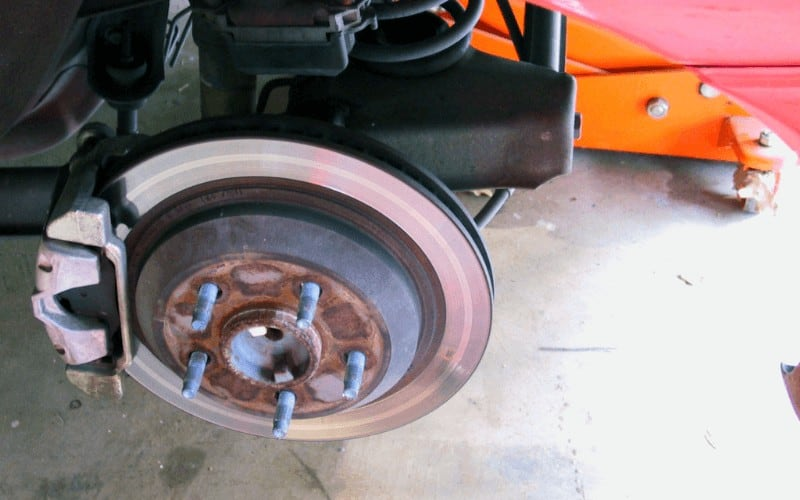 What Happens If My Rotors Are Warped