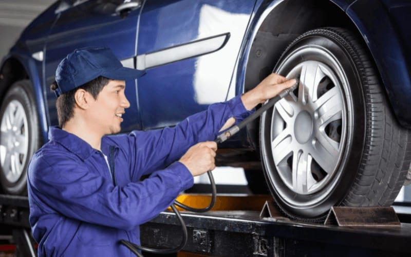 Will Over Inflated Tires Cause Road Noise