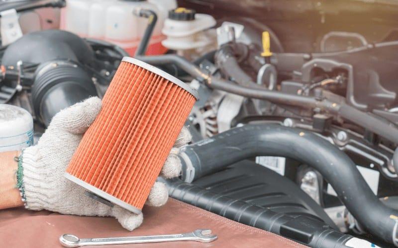 symptoms of a bad fuel filter